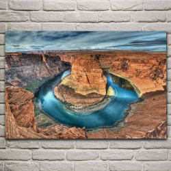 TOILE Grand Canyon 50X75 cm